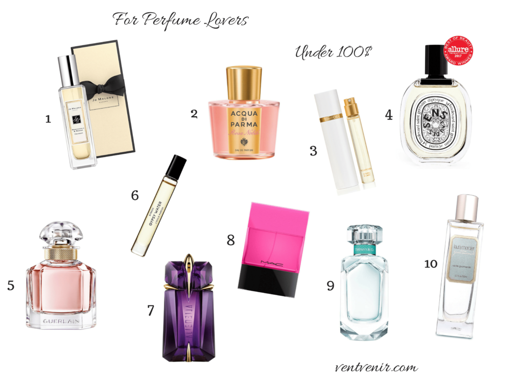 ee32810801053 Christmas Gift Ideas 2018 for Perfume and Beauty Lovers under 100